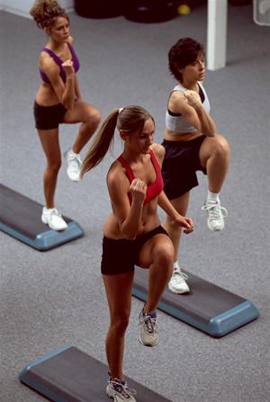 Фитнес в домашних условиях с ольгой